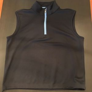 Men's XL Brooks Brothers Blue Golf Vest